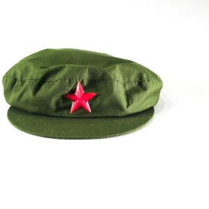 Rocket Man(North Korea Vintage war cap).