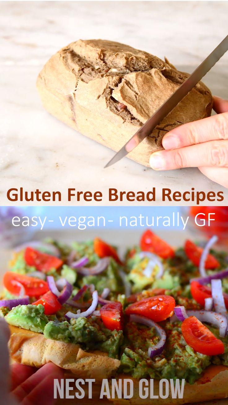 Gluten free bread recipes