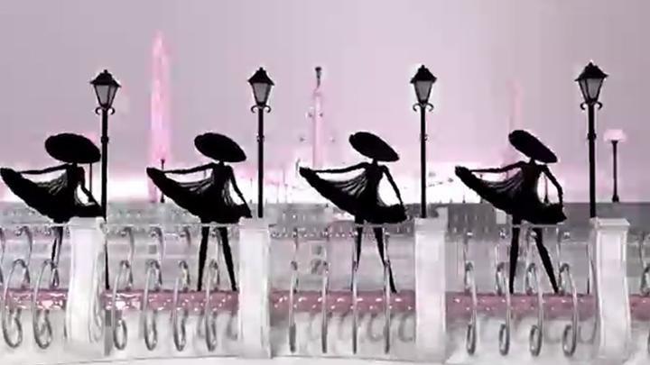La petite robe noir van Guerlain
