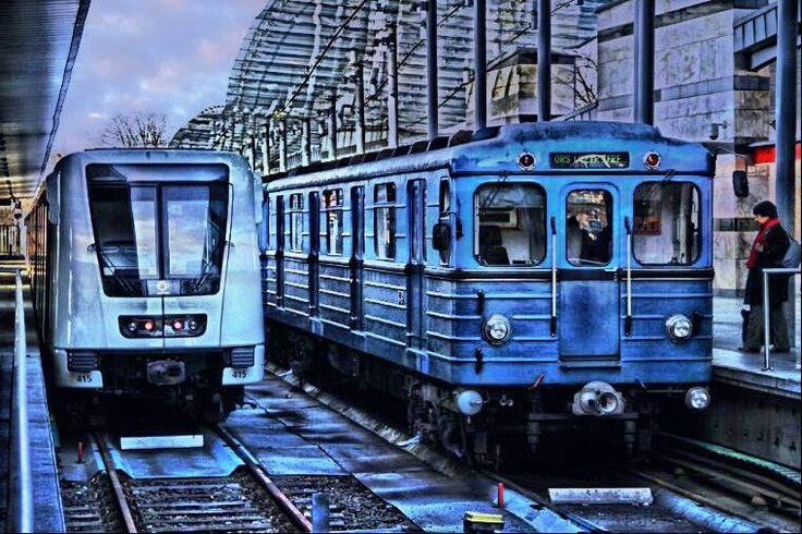Metro #HDR Style
