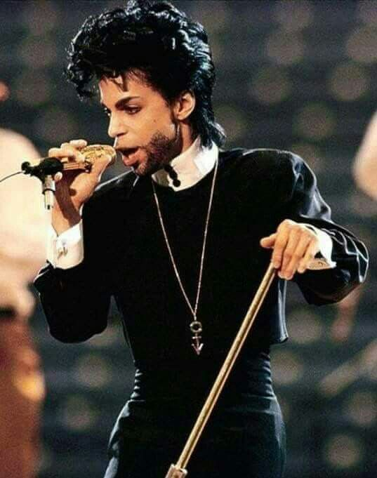 Great picture of Prince!