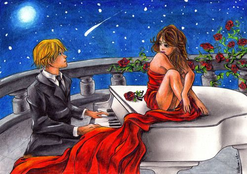 Chi sei tu che nel cuore della notte osi inciampare nei miei pensieri più profondi?  - Shakespeare