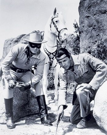 """Anyone a fan of the TV show The Lone Ranger? If you are, check out this article in """"Texas Co-Op Power Magazine"""" about an exhibit on the show at the Texas Ranger Museum in Waco."""