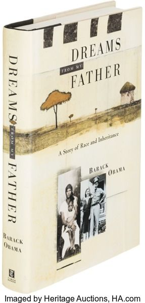 Books:Biography & Memoir, Barack Obama. Dreams from my Father. A Story of Race andInheritance. [New York]: Times Books/Random Hou...