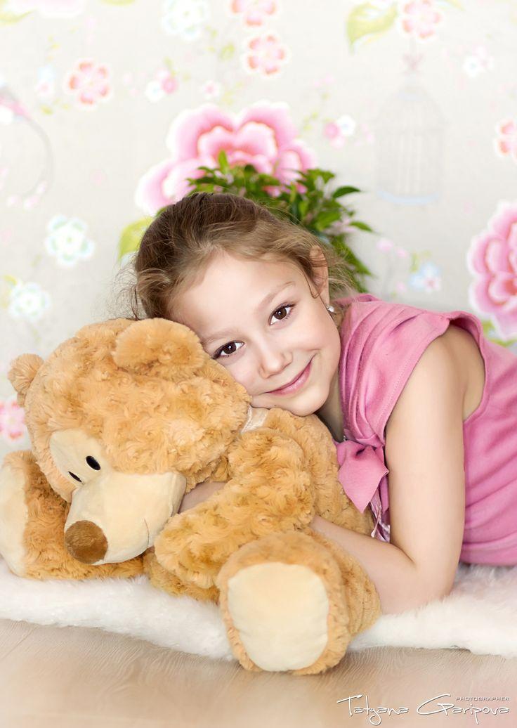 Little princess Irina
