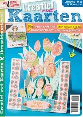 Nieuw bij Knutselparade: 1RB3 Creatief met Kaarten Lente 2015 nr 46 https://knutselparade.nl/nl/stansvellen/5106-1rb3-creatief-met-kaarten-lente-2015-nr-46.html   Stansvellen, Boeken met knipvellen, Creatief Zijn Met -