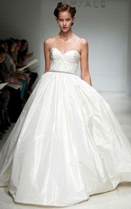 Mackenzie, Amsale Bridal, Wedding Dress