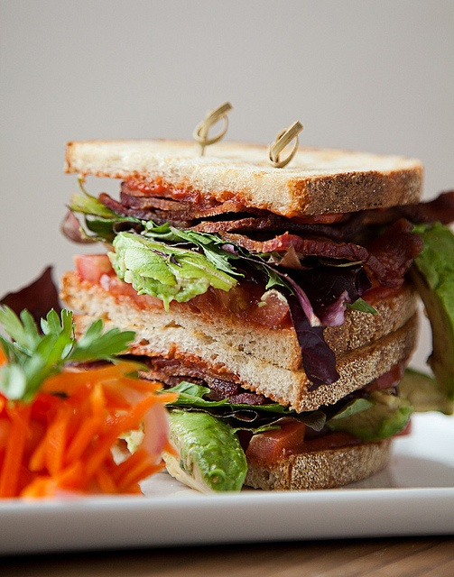 lunch?: Tomato Jam, Food, Classic Blt, Country White, White Bread