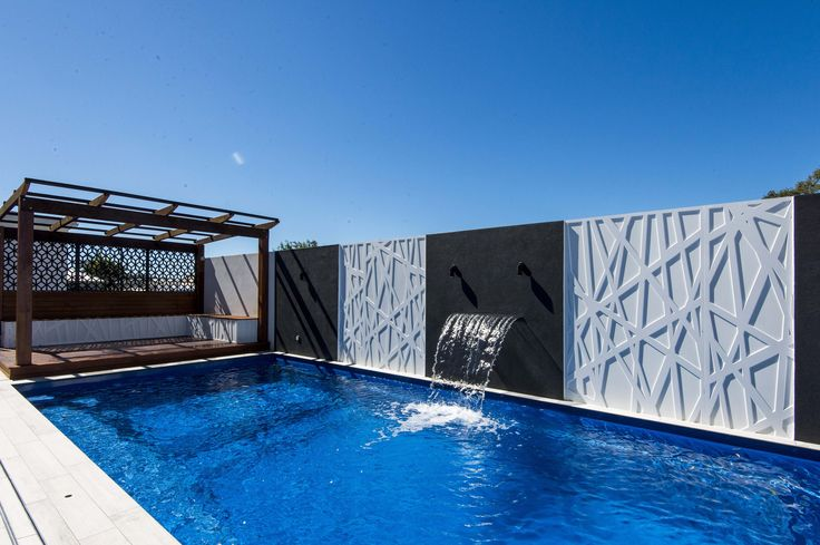 We are working in custom pool wall panels and more Any Size or Depth and multiple configurations. Pool planning & Design services available. For more details visit this site. http://www.dezinerpanels.com.au