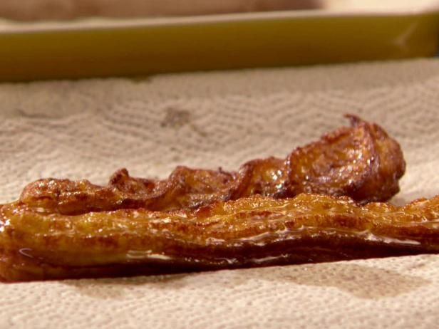 Get Churros con Chocolate Recipe from Food Network