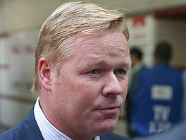 Ronald Koeman - trainer Feyenoord