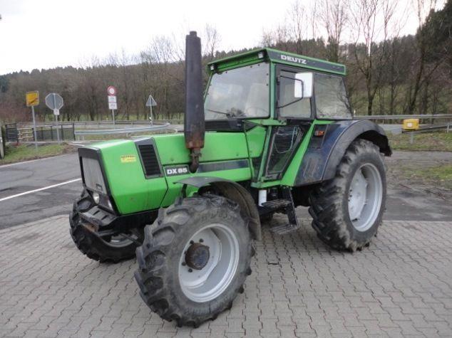 Deutz Dx 85 Parts Manual Catalog Download Manual Tractors Repair And Maintenance