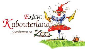 Kabouterland, Speeltuinen en Zoo, Exloo Drenthe