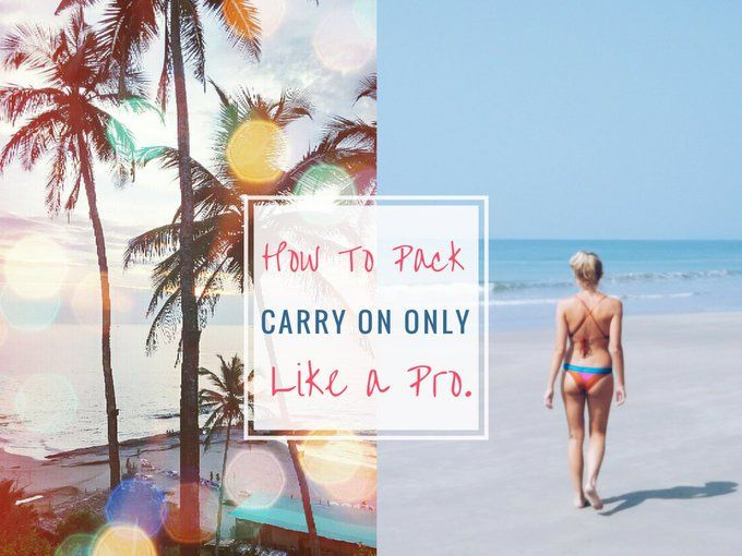 A carry-on packing list to plan your next trip and make sure you don't forget anything plus carry on luggage review, the best luggage for carry on travel