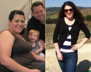 150 LBS LOST IN ONE YEAR! Here's the FREE WEIGHT LOSS PLAN, plus 100s of FREE SKINNY RECIPES!