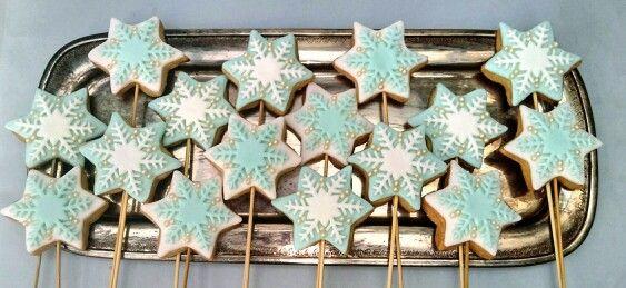 Frozen kurabiye