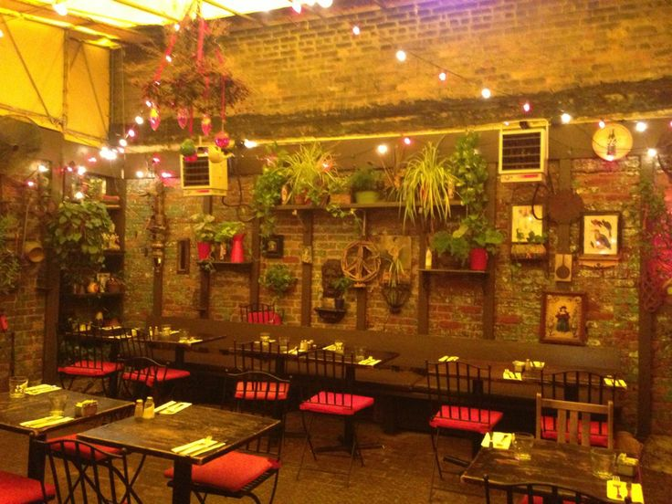 Crazy-affordable Italian food that is cooked PERFECTLY.  This is a terrific spot for lunch if you're taking a break from visiting the Chelsea art galleries, or a wonderful dinner before seeing Sleep No More.