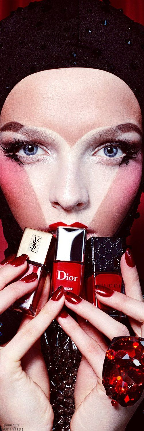54 Best Nails In Editorial Beauty & Fashion Images On