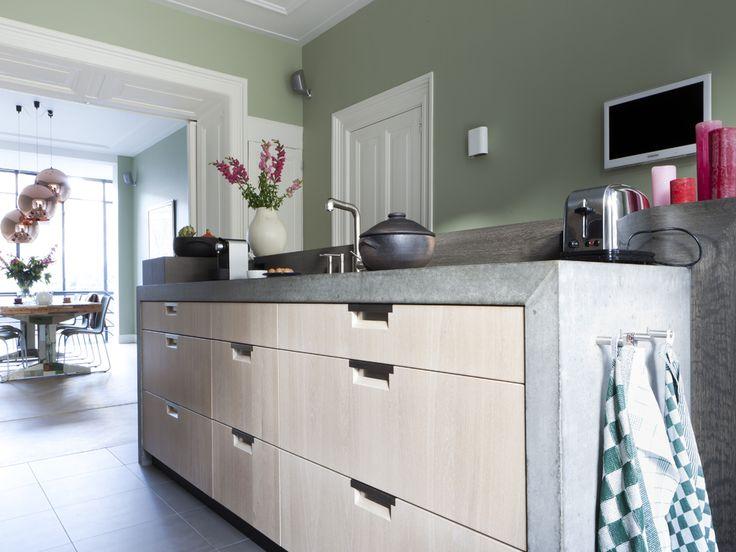 ... over Keuken inspiratie op Pinterest - Architectuur, Keuken en Lades