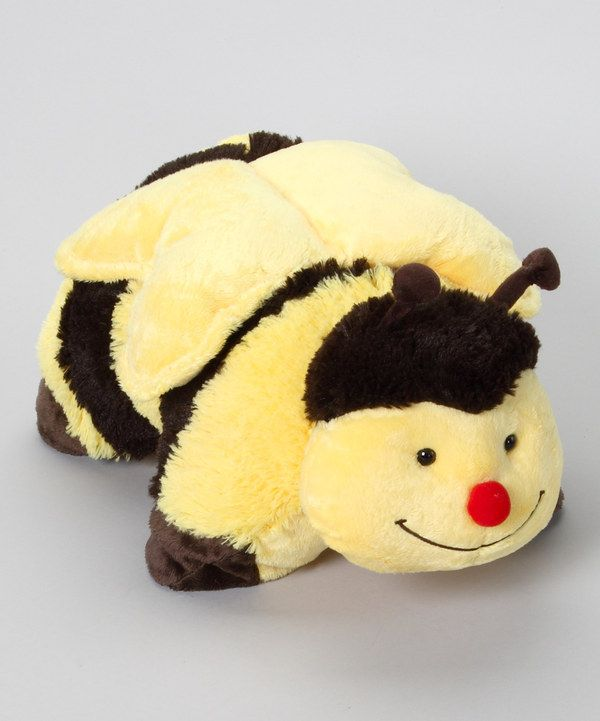 This Buzzy Bee Pillow Pet By Pillow Pets Is Perfect