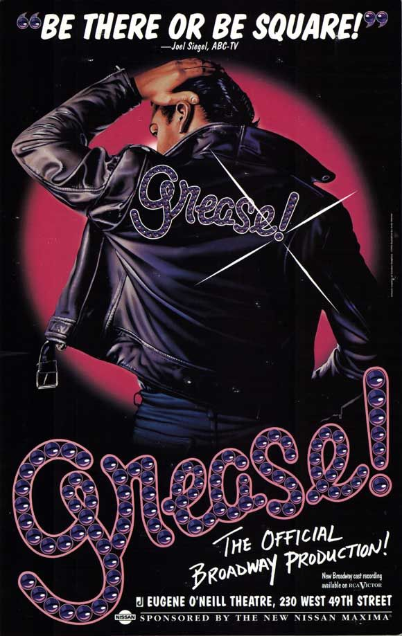 The 25+ best Grease broadway ideas on Pinterest | Grease musical ...