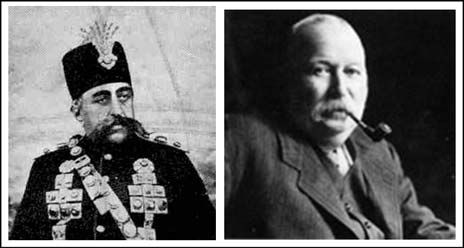 One for Us, Six for Britons!: William Knox D'Arcy in History of Iran