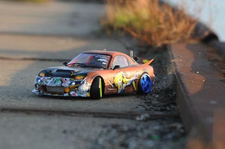 Rc drift RatX7 by Megapixel