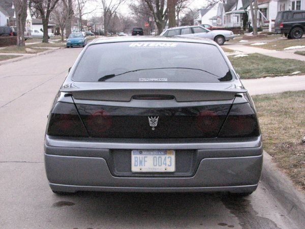 2005 impala ls 24s - Google Search