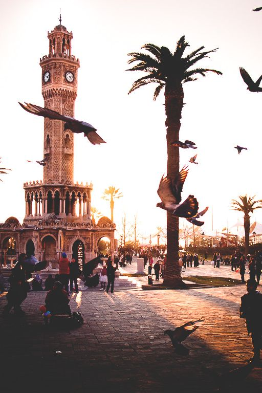 Love Izmir, Turkey