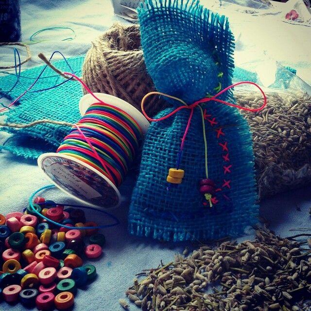 #burlap #special #istanbul #design #lavender #minibag #natural #flower #elyapimi #cool #design #wedding #gift #nikah #sekeri #custom #handmade #colorful #flower #elyapimi #bead #blue #wood