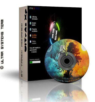Windows XP Pro SP3 UlTrAs 2013 Full Version Free Download