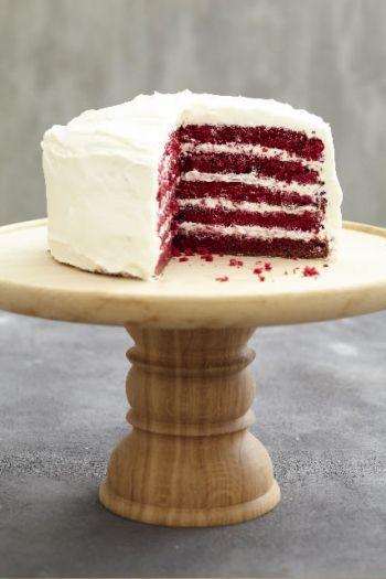 Red Velvet Layer Cake recipe on www.nomu.co.za