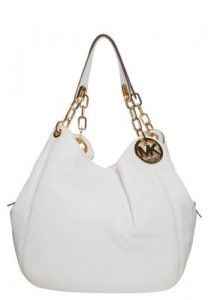 Michael Kors Fulton Bolso De Mano Optic White bolsos white Optic Michael mano…
