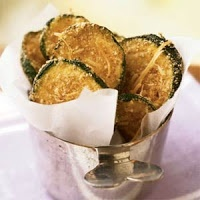 The Gastric Bypass Vegetarian: Zucchini Oven Chips