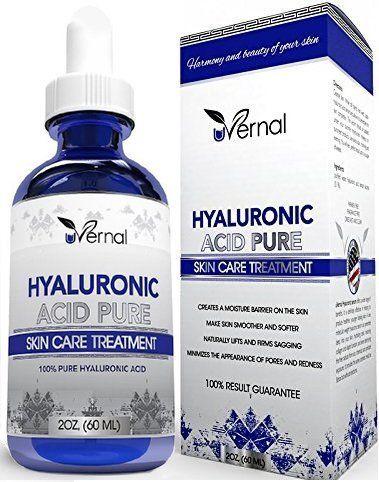 Hyaluronic Acid for Skin - 100% Pure Hyaluronic acid - Anti aging formula (2 oz) - http://alternative-health.kindle-free-books.com/hyaluronic-acid-for-skin-100-pure-hyaluronic-acid-anti-aging-formula-2-oz/