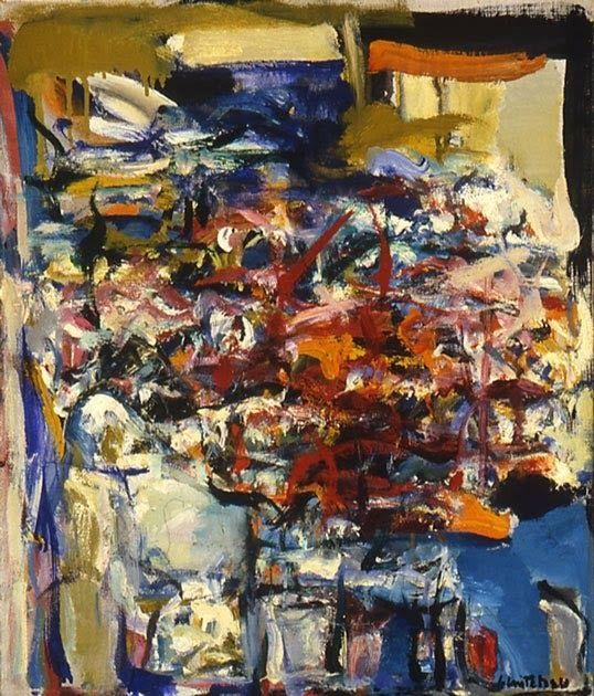 Joan Mitchell (12 de febrero de 1925 - 30 de octubre de 1992) fue una pintora del grupo expresionista abstracto. Junto con Lee Krasner,...