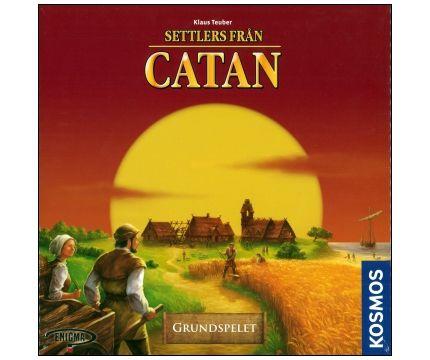 Settlers från Catan (SVE) 249 kr