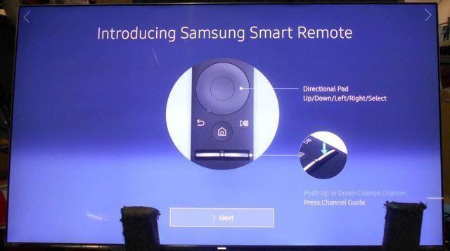 Used-Samsung 8 Series UN65KS8000 65-inch 4K Supreme Ultra HD Smart LED TV - DTS