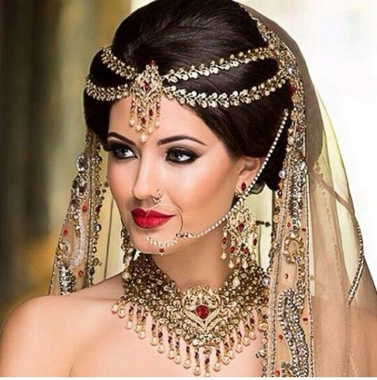 12 Best Bridal Jewellery Images On Pinterest  Indian -4558