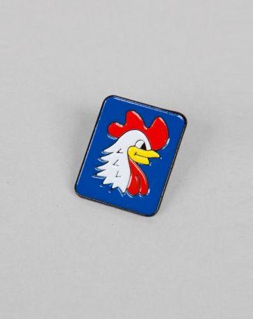 Beach London Lick'n Chick'n Pin Badge