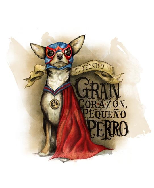 Lucha Perro