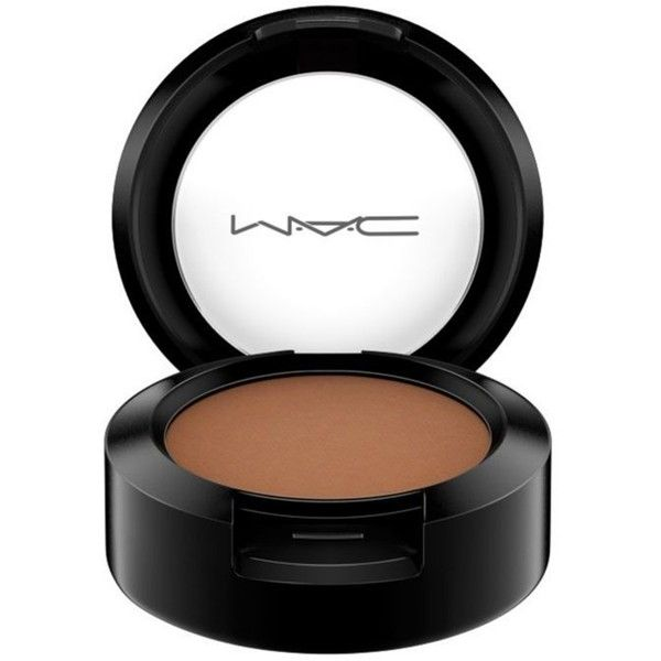 Mac Saddle Small Eye Shadow (105 HRK) ❤ liked on Polyvore featuring beauty products, makeup, eye makeup, eyeshadow, saddle, mac cosmetics and mac cosmetics eyeshadow