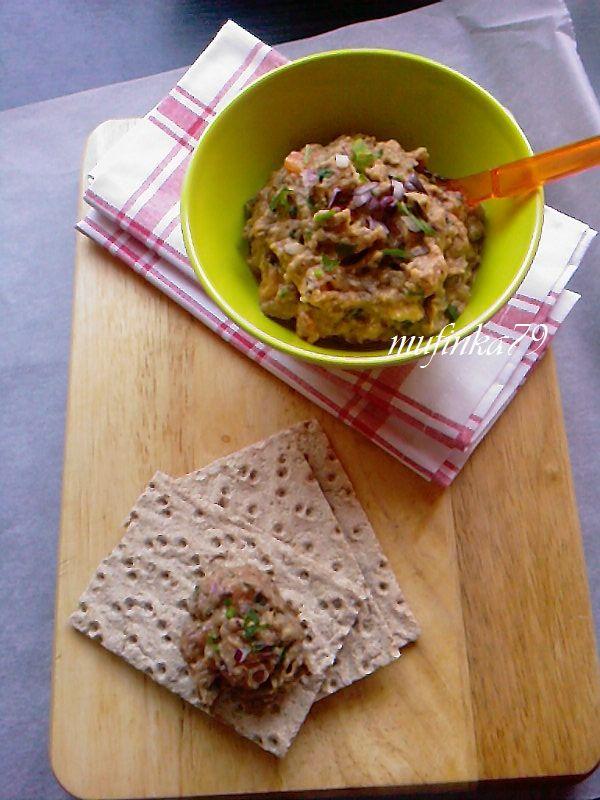 kuchnia na obcasach: Pasta z bakłażana