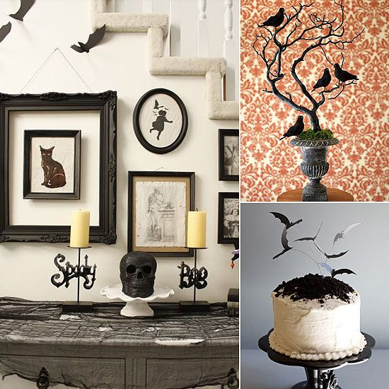 Pottery Barn: Pottery Barn's Halloween board is a veritable one-stop shop for entertaining inspiration and shopping — indoors and out! Source: Pottery Barn's Pinterest boards