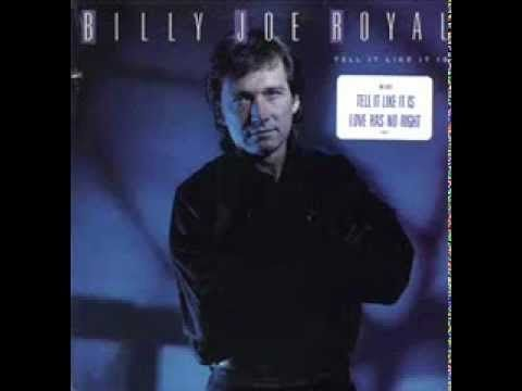 Billy Joe Royal - Kiss And Say Goodbye - YouTube