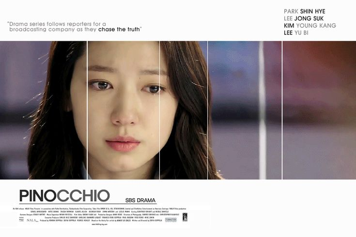 """Can 20-something rookie broadcast reporters make their mark covering the bustling news of a busy metropolitan city? The idealistic Choi In Ha (Park Shin Hye) has her work cut out for her when she becomes a broadcast journalist, especially when she suffers from a condition known as """"Pinocchio syndrome,"""" which makes her break out into hiccups whenever she tells a lie. Her rookie colleagues include Choi Dal Po (Lee Jong Suk), whose shabby appearance masks his true eloquence and sharp memory…"""