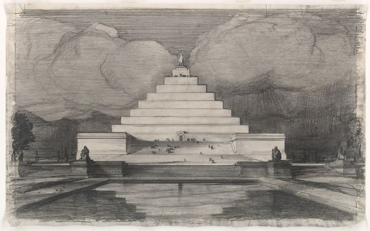 The Proposition For The Lincoln Memorial In Washington