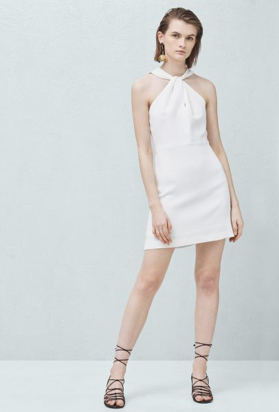 12 White Cocktail Dresses for All Your Spring Parties | StyleCaster