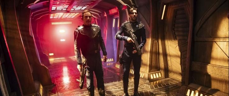 "FIRST LOOK: ""Lethe"" Photos   New photos from ""Lethe"" the sixth episode of Star Trek: Discovery have just been released featuring an addition to the U.S.S. Discovery crew Lt. Ash Tyler (Shazad Latif) and the return of Admiral Cornwell (Jayne Brook).    Captain Gabriel Lorca(Jason Isaacs) and Admiral Cornwell  Michael Burnham(Sonequa Martin-Green)  Captain Gabriel Lorca and Lt. Ash Tyler  Captain Gabriel Lorca and Lt. Ash Tyler  Captain Gabriel Lorca and Lt. Ash Tyler  Captain Gabriel Lorca…"