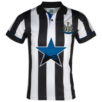 Newcastle United 1994 Shirt